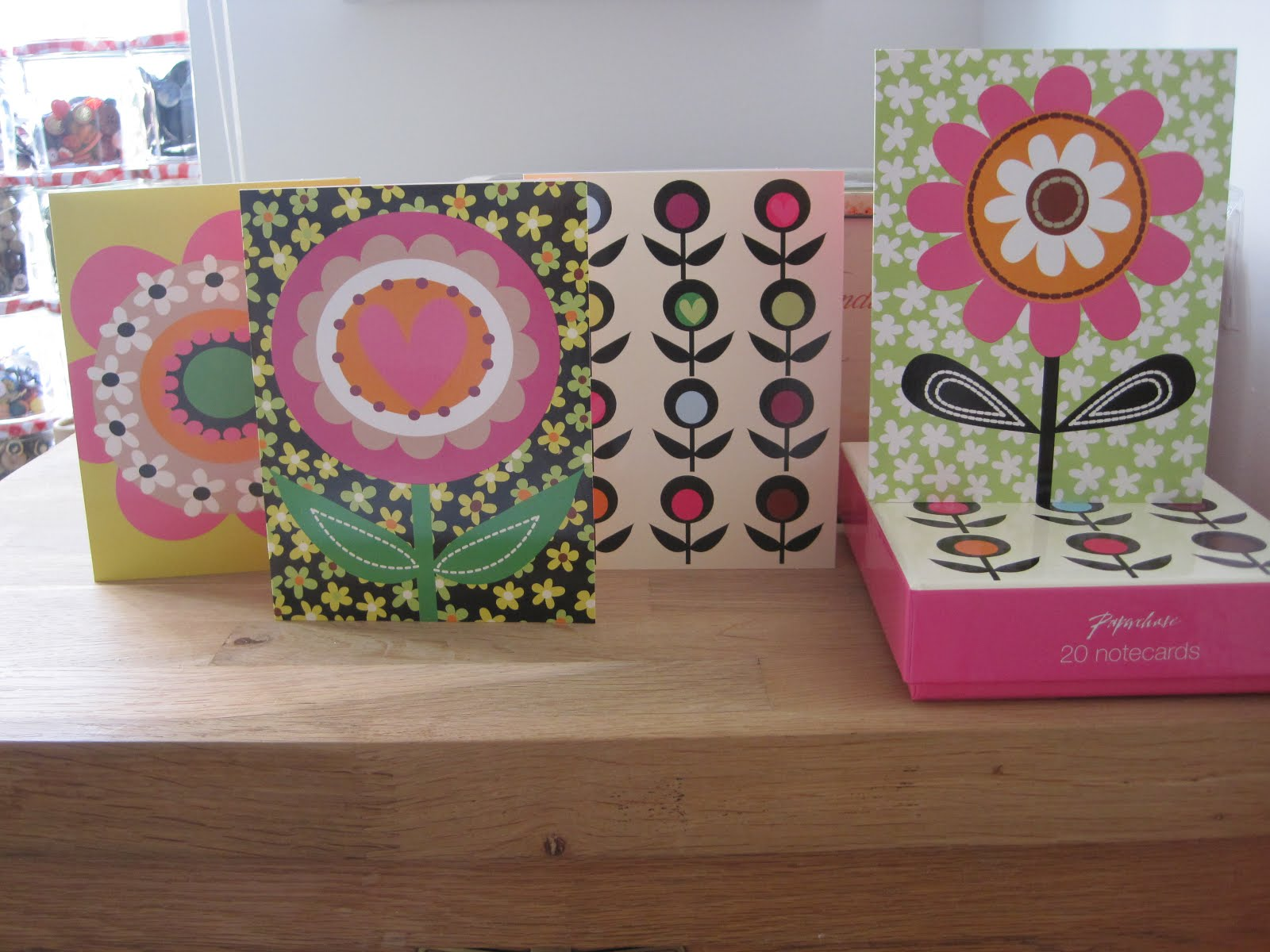 See my work in......Paperchase