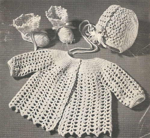 FREE CROCHET PATTERNS / LAYETTE | Crochet and Knitting Patterns