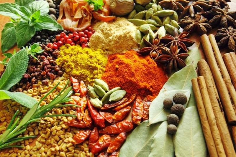 Готовим вкусно и полезно - используем многообразие приправ