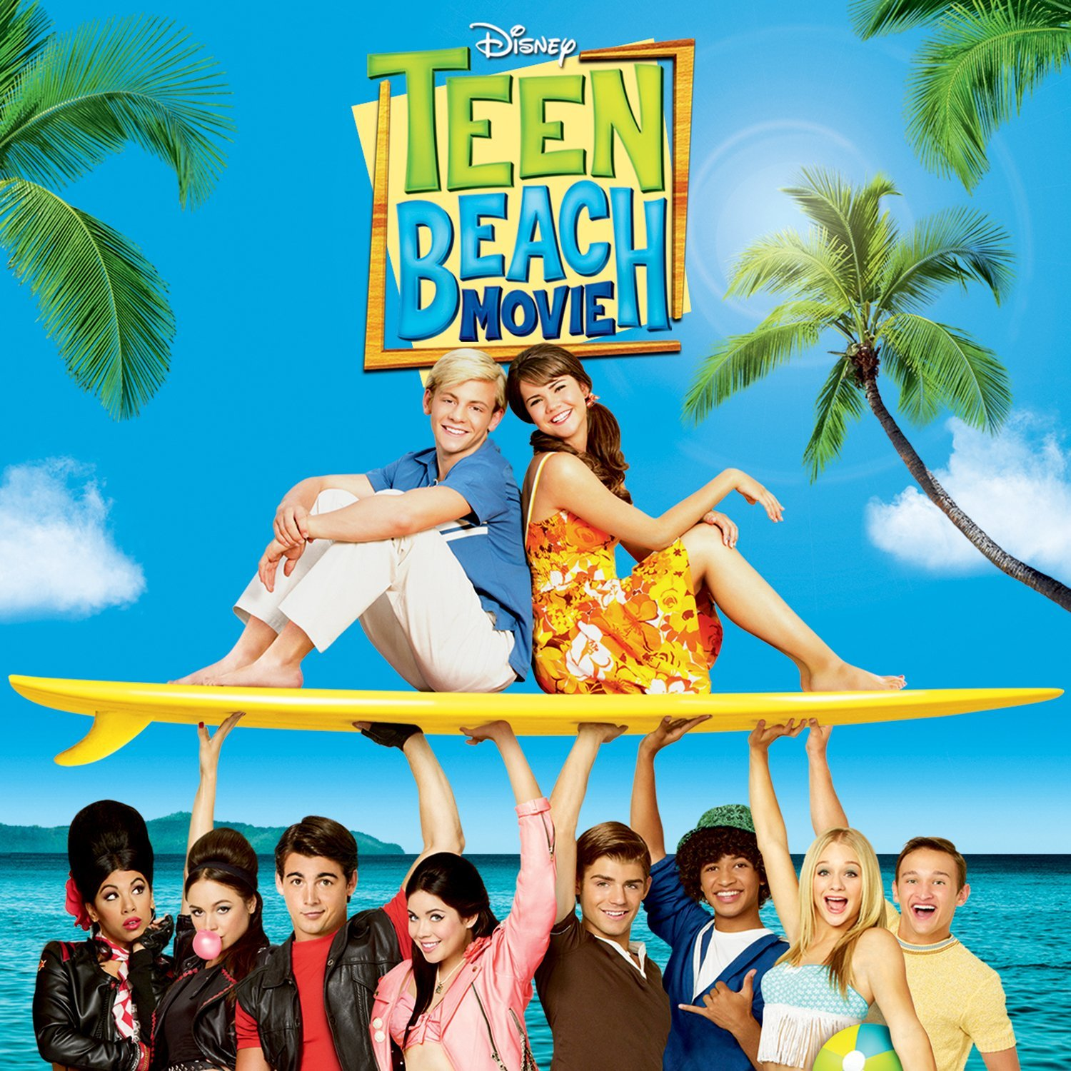 in the disney channel original movie teen beach movie teen surfers ...