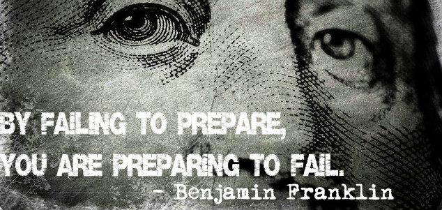 Benjamin Franklin Quote