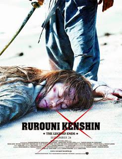 Rurouni Kenshin: La leyenda termina (2014) [Vose]