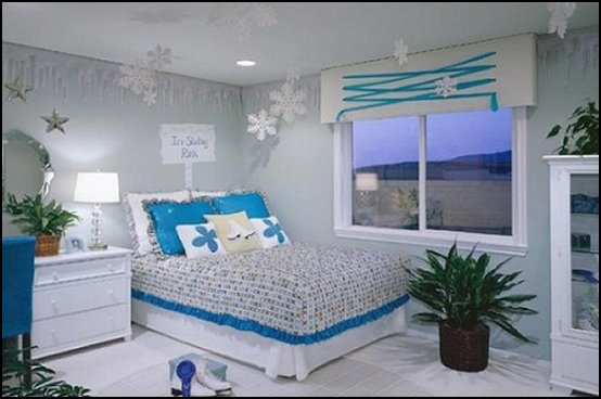 Decorating theme bedrooms maries manor igloo - Winter bedroom decor ...