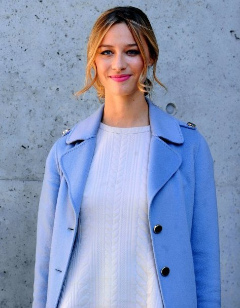 Beatrice Borromeo at the Emporio Armani - Giamba show - Milan Fashion Week Spring/Summer 2016