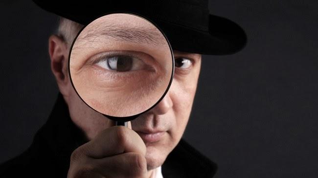 Espía con lupa