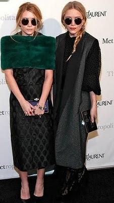 Poza zilei : Fashionistele Olsen