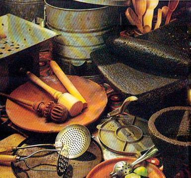 labgourmet utensilios de la cocina mexicana