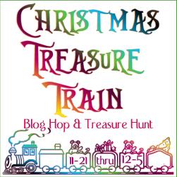 Christmas Treasure Train Hop and Hunt