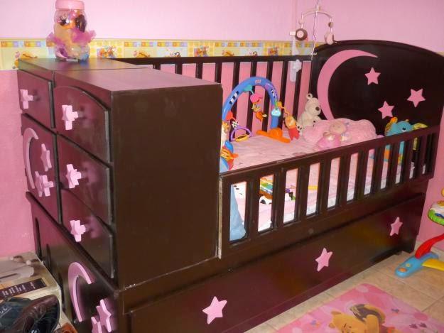 Little babies art culos para bebes - Cuna cama para nina ...