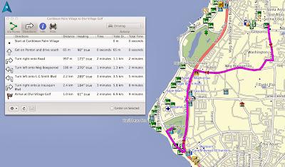 GPS, Aruba, Garmin, Map, TomTom