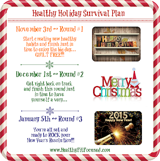 Holiday Survival Plan