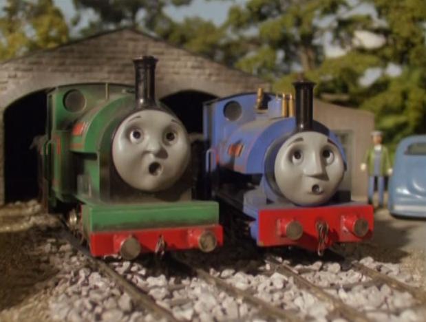 Thomas The Snark Engine: Season 4 Episode 1: Grandpuff