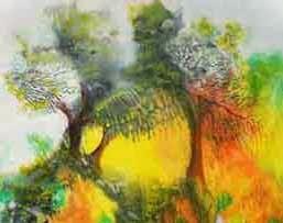 L dipingere con i colori acrilici for Quadri facili da dipingere