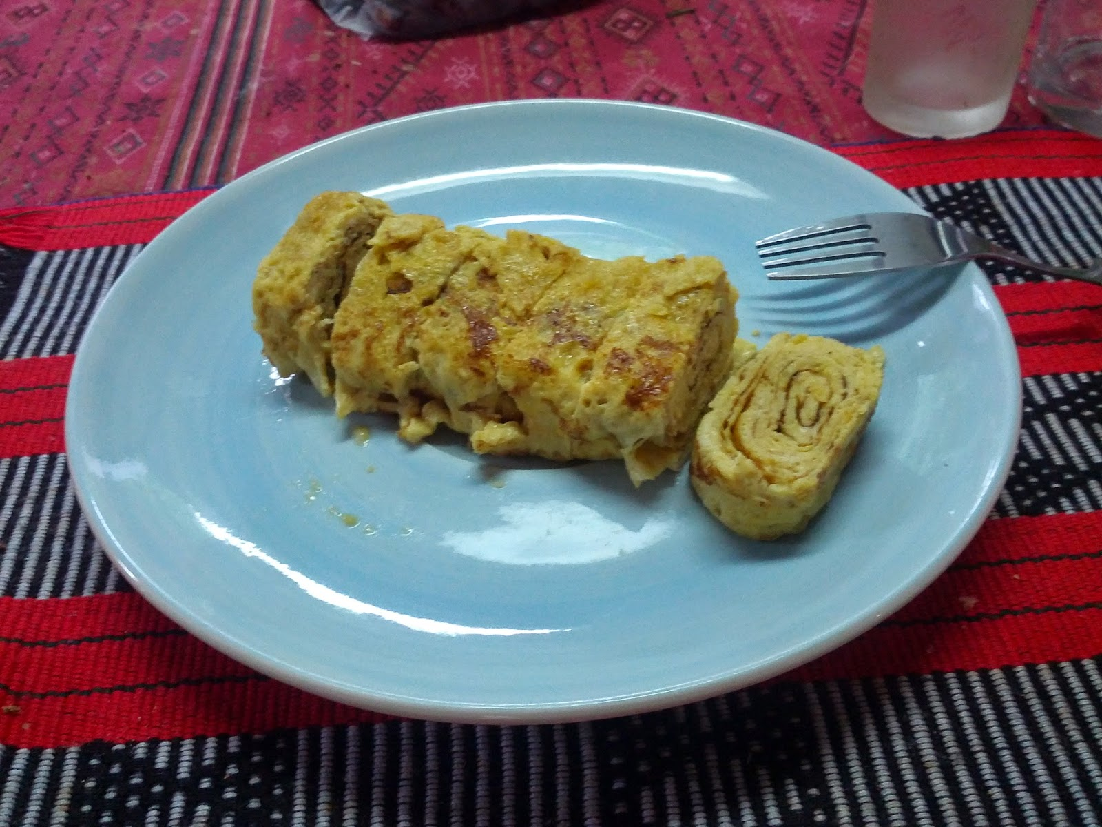 Little Chef Ataya: Tamagoyaki : japanese rolled #omelette