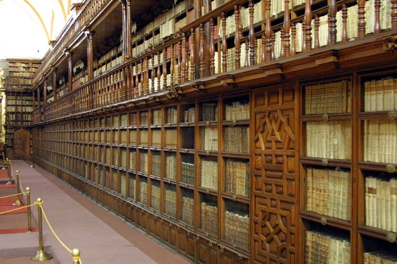 Acervo de la Biblioteca Palafoxiana