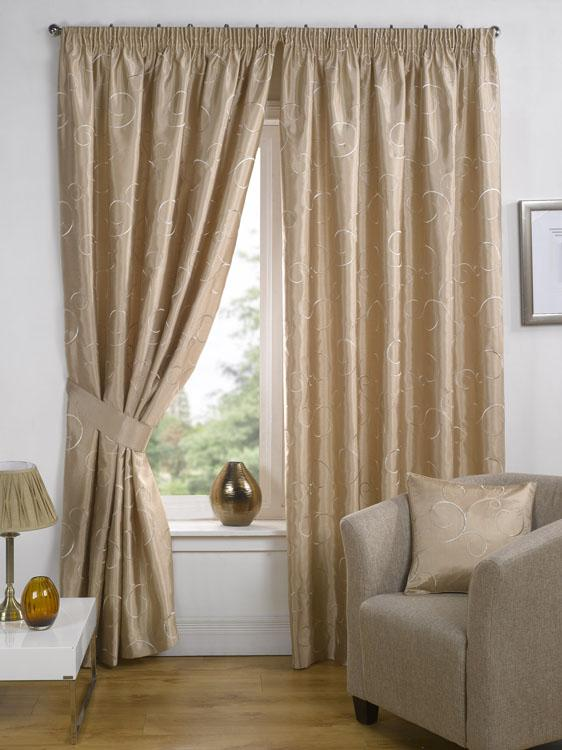 Modern furniture luxury living room curtains ideas 2011 for Curtains in a living room