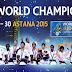 JUDO. Magazine World Championships Astana 2015. Video ep.1 e 2
