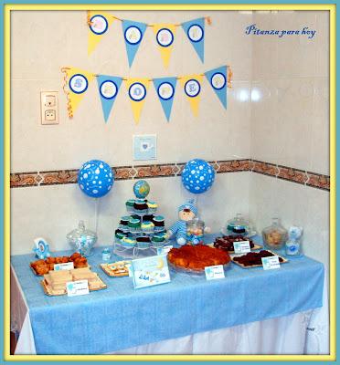 Cómo organizar una Fiesta de Baby Shower: La Baby Shower de mi