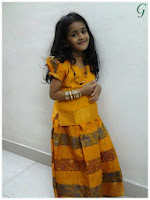 Babys Images With Indian Traditional Dress Kids Pics