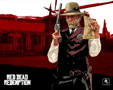 #33 Red Dead Redemption Wallpaper