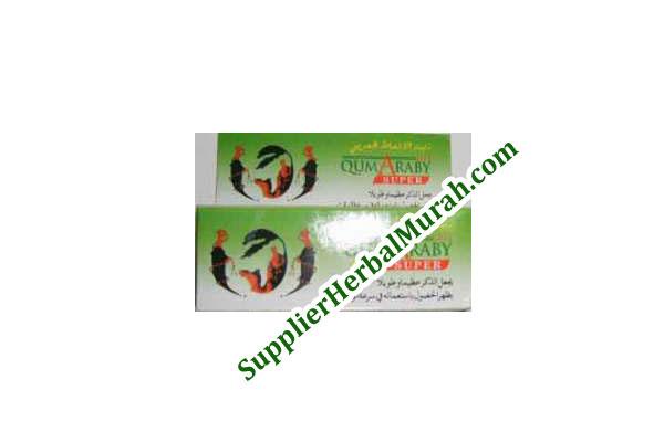 Oil Qum Araby SUPER (Minyak Oles Pejantan)