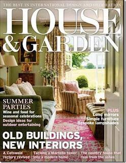 House & Garden Magazine August 2014