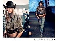 PHILIPP PLEIN FW2014/15 Ad campaign