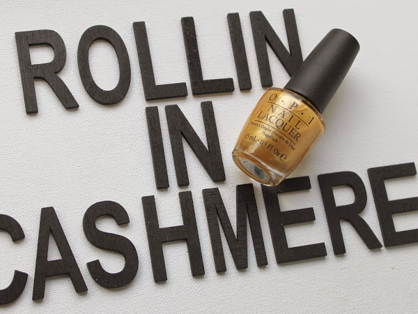 OPI - Rollin In Cashmere.