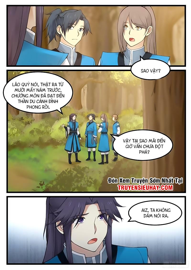 Võ Luyện Đỉnh Phong chap 34 - Trang 14
