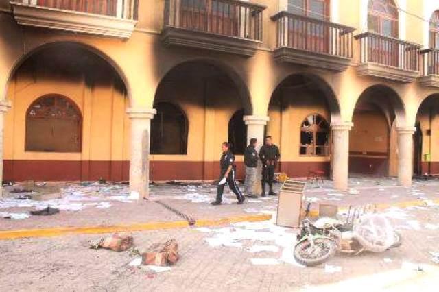 Cerrarán oficinas de gobierno en Ajalpan