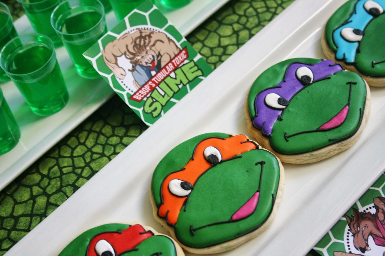 And Everything Sweet Teenage Mutant Ninja Turtle