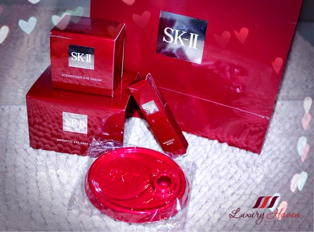 sk ii world first magnetic eye care review