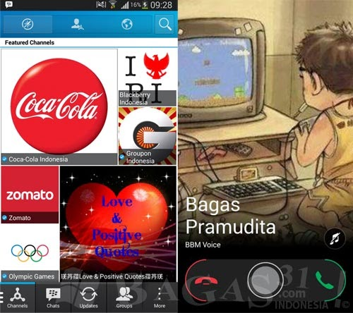 BBM for Android with Voice Call + Channel (Official APK) 2