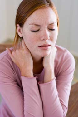 Hypothyroidism and facial numbness