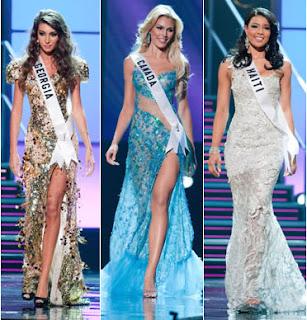 Dicas de Vestidos de Miss Universo