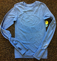 Style Athletics Blue Climawear Long Sleeve