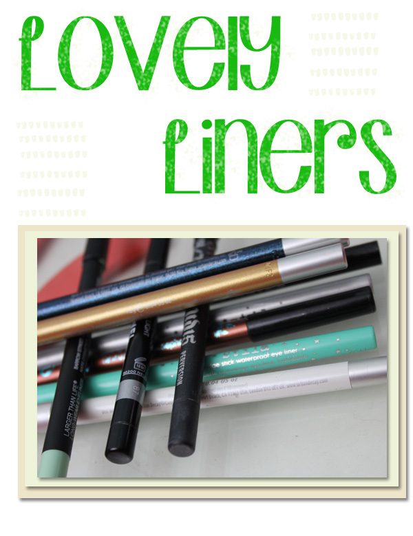 Eye liners, best eye liners, beautiful eye liners