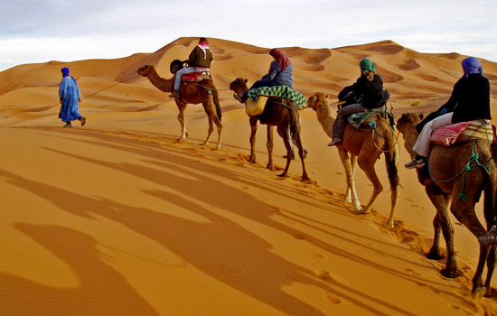 Holiday Fans travel the World RTW -family activities Budget Travel Morocco