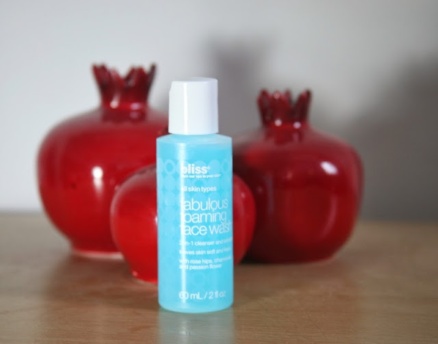 Bliss Fabulous Foaming Face Wash Reviews