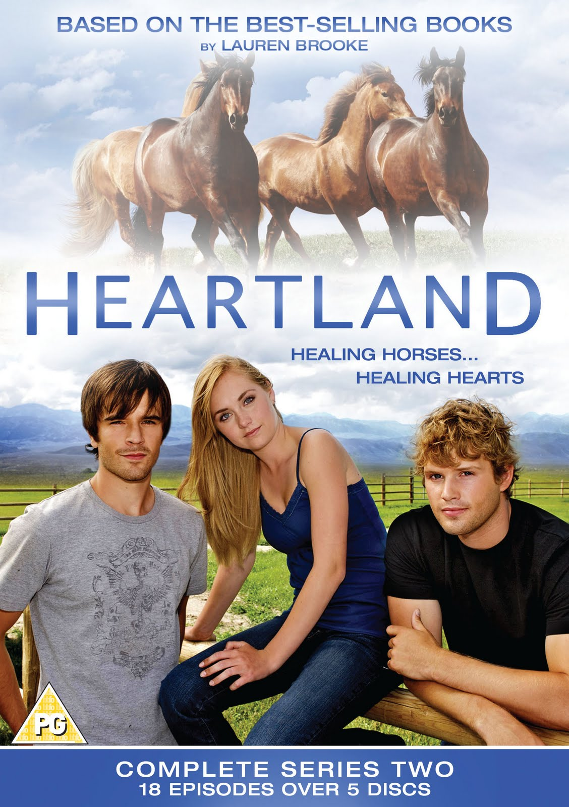 Giveaway #95 : 2 x Heartland : Season 2 DVD boxsets - closed - winners ...