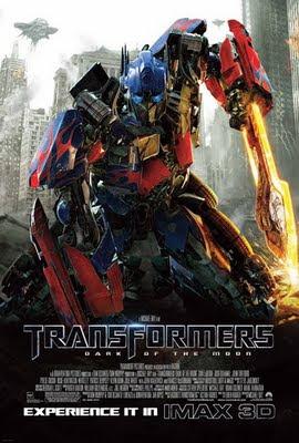 Transformers 3 Legendado 2011