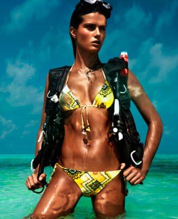 bikinis moda verano 2012