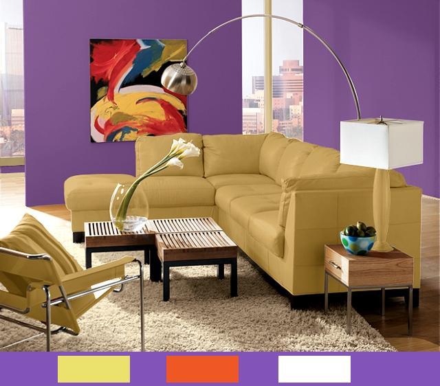 Decorando dormitorios como quedar mi sala si uso color for Decorando mi sala
