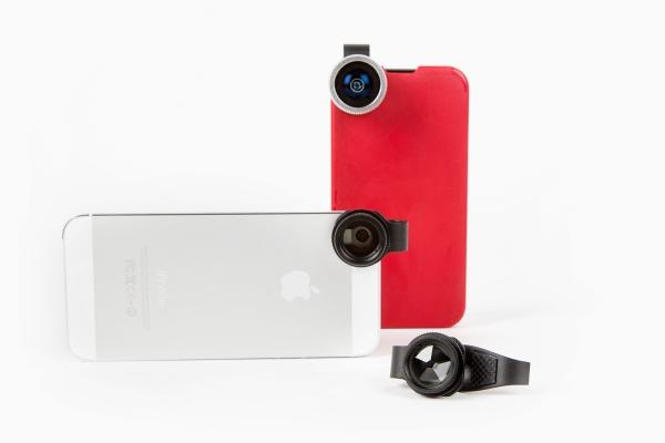 The Clip-on Phone Lens Set