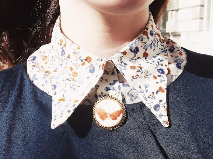 it's cohen - UK style blog: london fashion week, lfw, SS13, somerset house, street style, rebecca cohen, it's all cohen