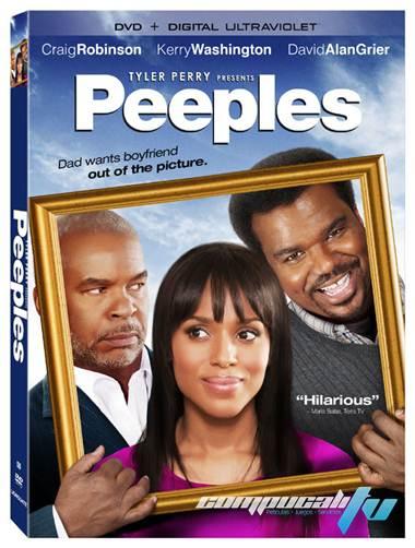 Peeples DVDRip Español Latino
