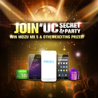 secret party win meizu phones amp other exciting prizes