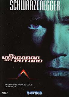 El Vengador del Futuro / Desafío Total / Total Recall) Poster