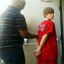 Justin Bieber podría ir a la cárcel