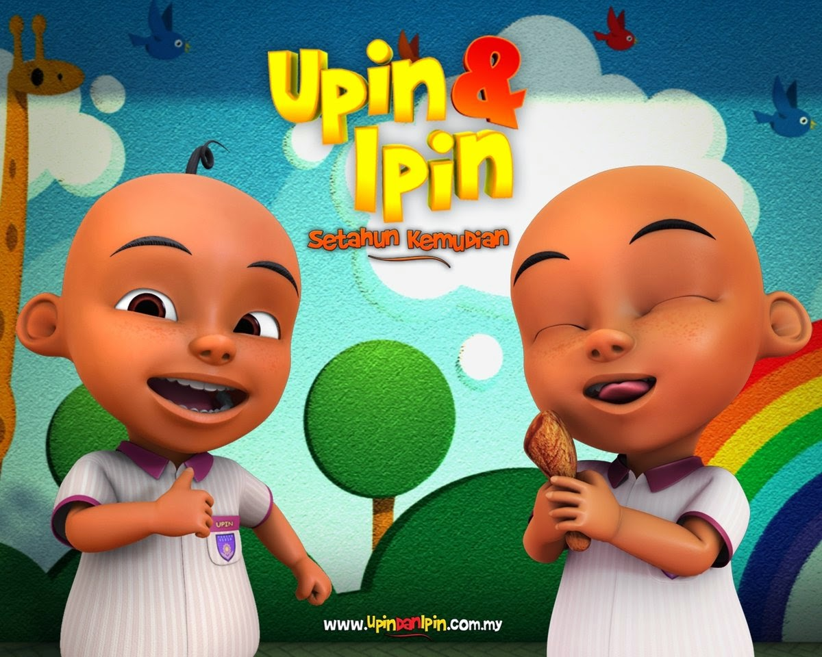 upin ipin malaysia project online